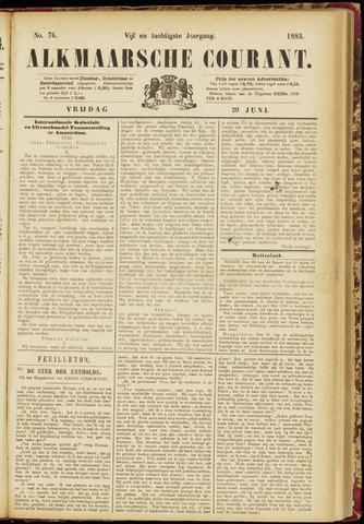 Alkmaarsche Courant 1883-06-29