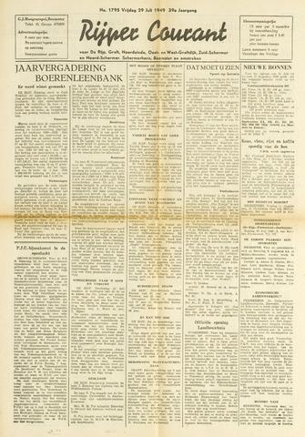 Rijper Courant 1949-07-29