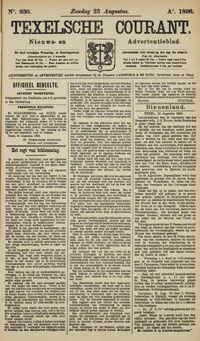 Texelsche Courant 1896-08-23