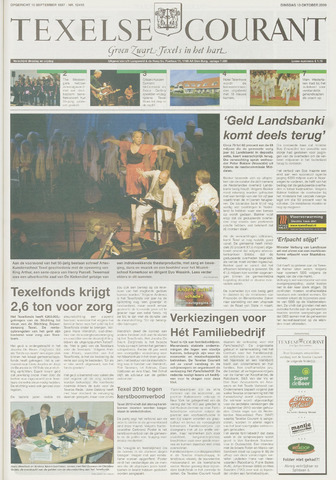 Texelsche Courant 2009-10-13