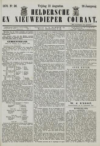 Heldersche en Nieuwedieper Courant 1870-08-12
