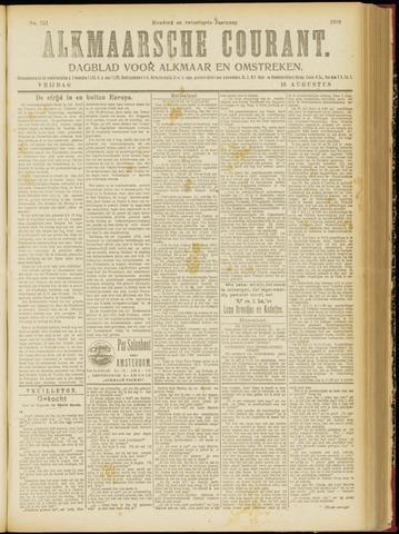 Alkmaarsche Courant 1918-08-16