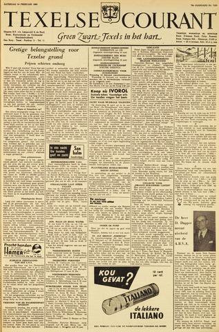 Texelsche Courant 1960-02-20