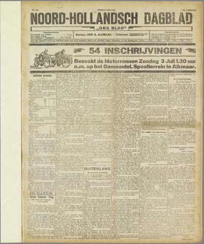 Ons Blad : katholiek nieuwsblad voor N-H 1921-07-01