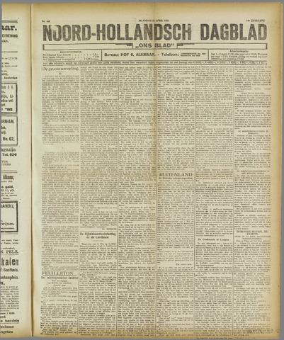 Ons Blad : katholiek nieuwsblad voor N-H 1921-04-25