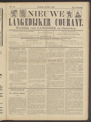 Nieuwe Langedijker Courant 1893-05-28