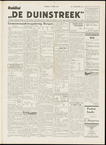 De Duinstreek 1959-02-13