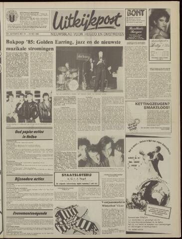 Uitkijkpost : nieuwsblad voor Heiloo e.o. 1985-05-29