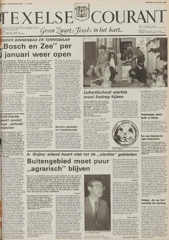 Texelsche Courant 1986-10-28