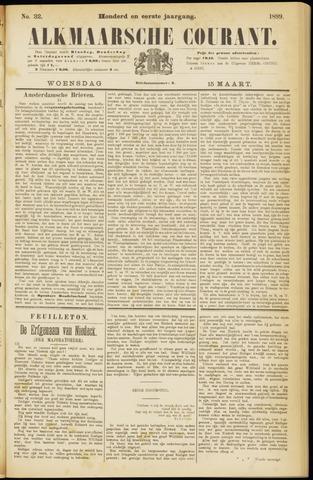 Alkmaarsche Courant 1899-03-15
