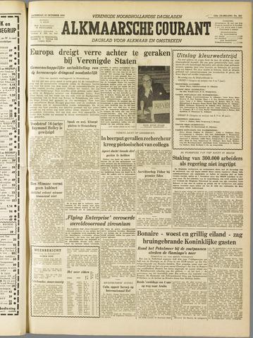 Alkmaarsche Courant 1955-10-22