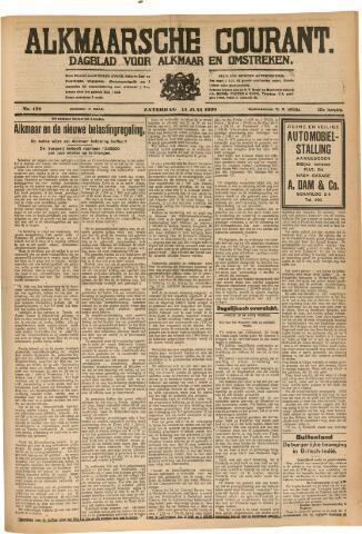 Alkmaarsche Courant 1930-06-14