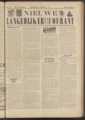 Nieuwe Langedijker Courant 1926-03-18