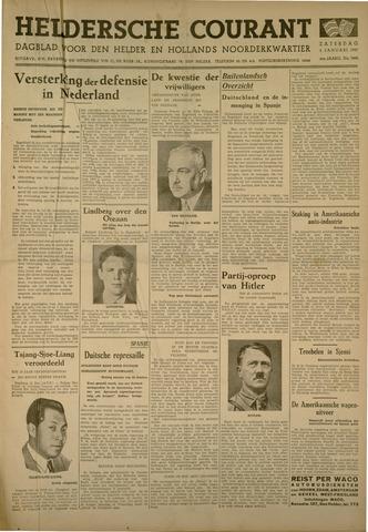 Heldersche Courant 1937