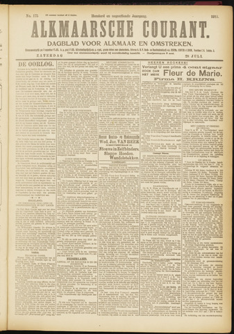 Alkmaarsche Courant 1917-07-28