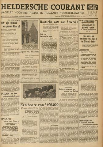 Heldersche Courant 1941-06-20