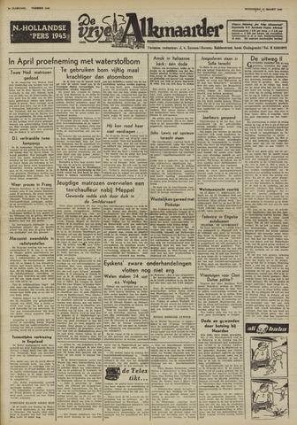 De Vrije Alkmaarder 1950-03-22