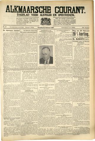 Alkmaarsche Courant 1937-02-16