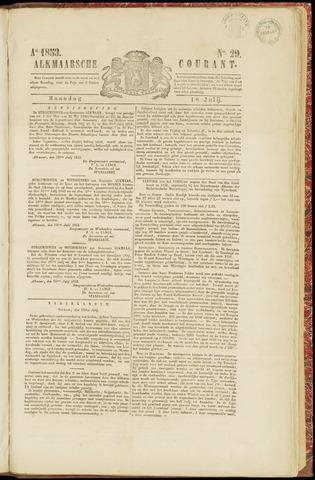 Alkmaarsche Courant 1853-07-18