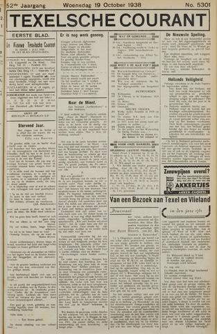 Texelsche Courant 1938-10-19