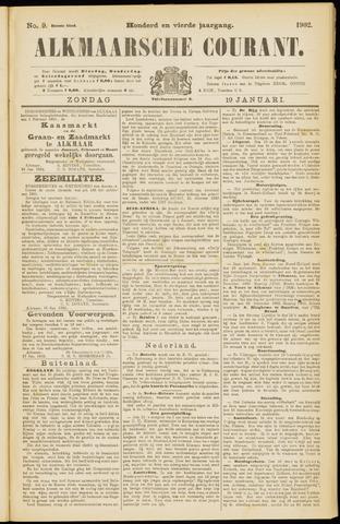 Alkmaarsche Courant 1902-01-19