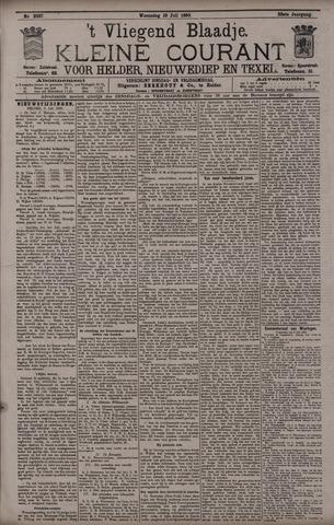 Vliegend blaadje : nieuws- en advertentiebode voor Den Helder 1895-07-10