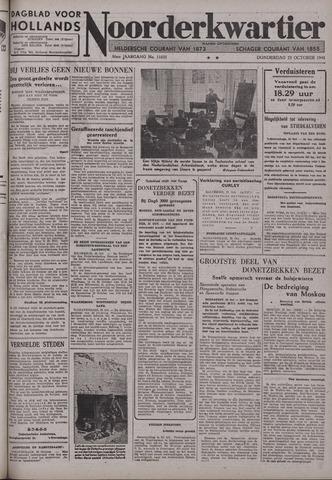 Dagblad voor Hollands Noorderkwartier 1941-10-23