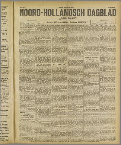 Ons Blad : katholiek nieuwsblad voor N-H 1922-12-04