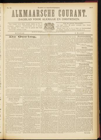 Alkmaarsche Courant 1917-03-06