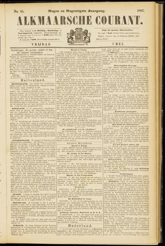 Alkmaarsche Courant 1897-05-07