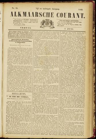 Alkmaarsche Courant 1883-06-01