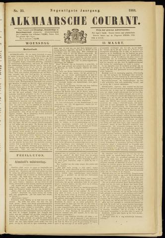 Alkmaarsche Courant 1888-03-14