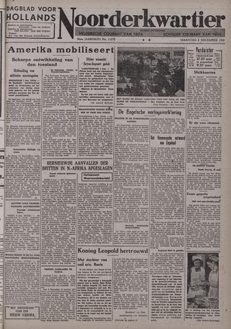 Dagblad voor Hollands Noorderkwartier 1941-12-08