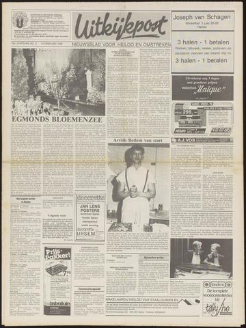 Uitkijkpost : nieuwsblad voor Heiloo e.o. 1988-02-10