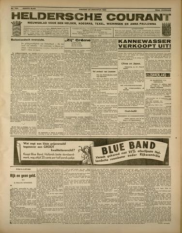 Heldersche Courant 1932-08-23