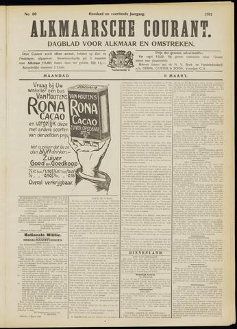 Alkmaarsche Courant 1912-03-11