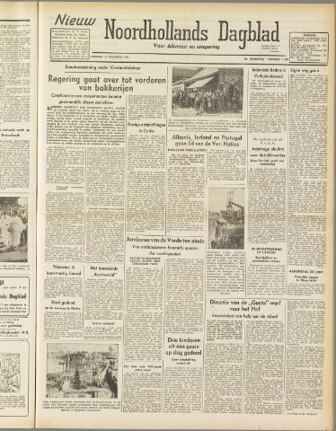 Nieuw Noordhollandsch Dagblad : voor Alkmaar en omgeving 1947-08-19
