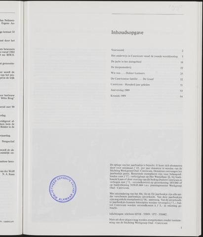Jaarboek Oud Castricum 1990-11-01