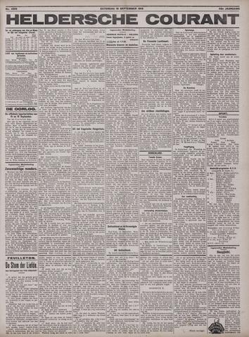 Heldersche Courant 1915-09-18