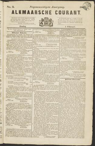 Alkmaarsche Courant 1867-02-03