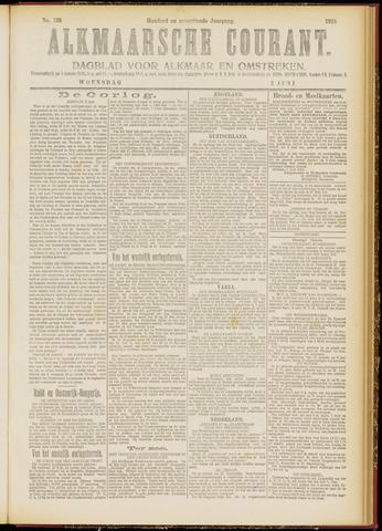 Alkmaarsche Courant 1915-06-02