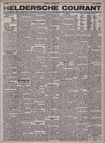 Heldersche Courant 1918-10-08