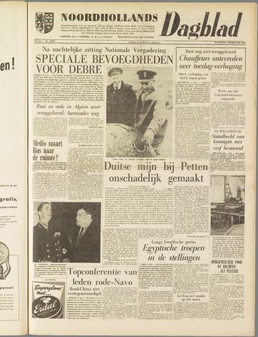 Noordhollands Dagblad : dagblad voor Alkmaar en omgeving 1960-02-03