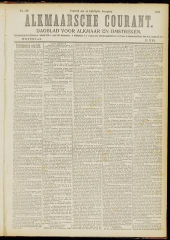 Alkmaarsche Courant 1919-05-21