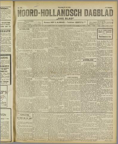 Ons Blad : katholiek nieuwsblad voor N-H 1922-07-26