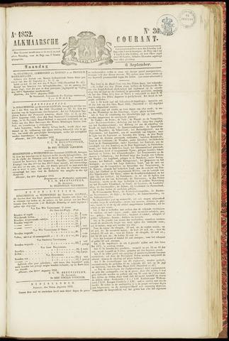 Alkmaarsche Courant 1852-09-06