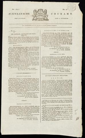 Alkmaarsche Courant 1817-12-15
