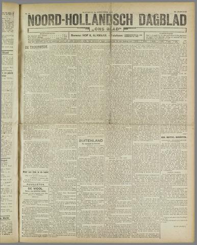 Ons Blad : katholiek nieuwsblad voor N-H 1921-09-21