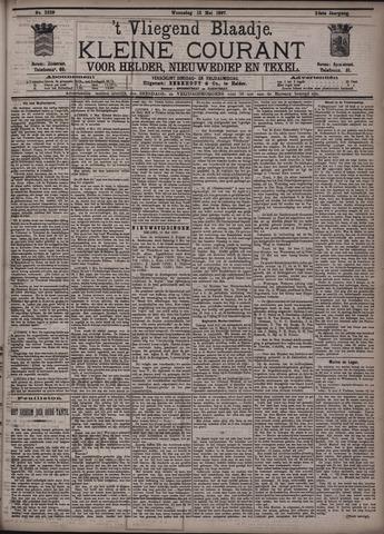 Vliegend blaadje : nieuws- en advertentiebode voor Den Helder 1897-05-12