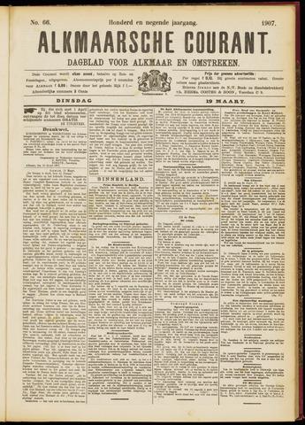 Alkmaarsche Courant 1907-03-19